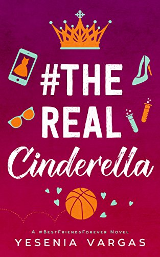 Book Cover for #TheRealCinderella