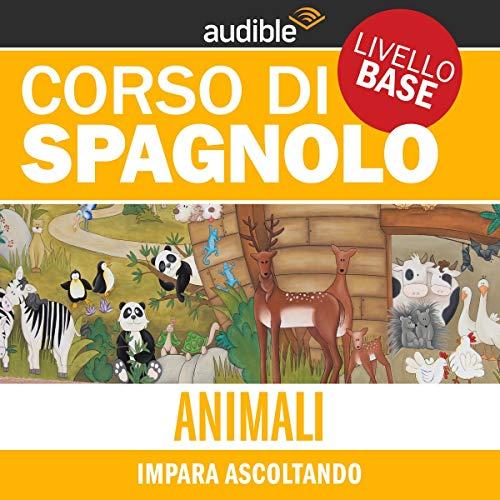 Animali - Impara ascoltando copertina