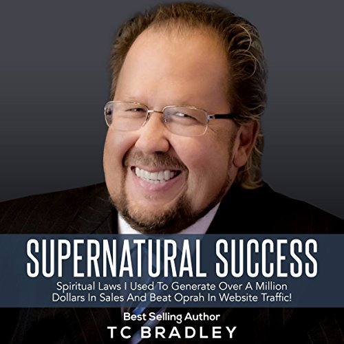 Supernatural Success audiobook cover art