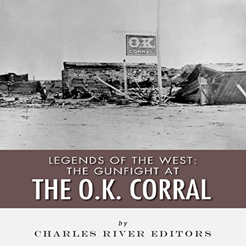Legends of the West: The Gunfight at the O.K. Corral cover art