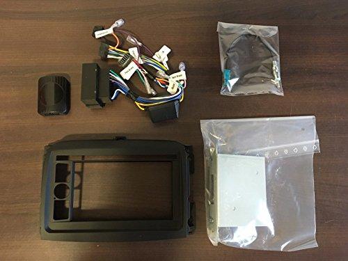 Zenec Omnimask KIT 24782OM - Baseline OmniMask Kit 24782OM für Fiat 500L