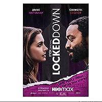 ロックダウン(2021)ポスターとプリント映画ファッショントレンド美しい家の芸術の装飾ポスター壁デコギフト-20x30インチフレームなし