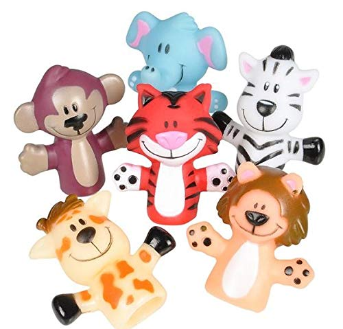 Rhode Island Novelty Puppets 1 Dozen