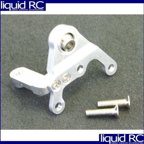 Hot Racing HPI Wheely King aluminum upper suspension mount WK0808 by Hot Racing