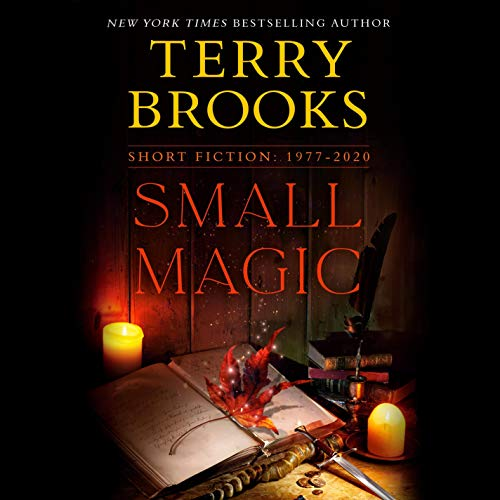 Small Magic Audiobook By Terry Brooks cover art