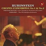 ショパン:ピアノ協奏曲第1番&第2番(日本独自企画盤) - アルトゥール・ルービンシュタイン
