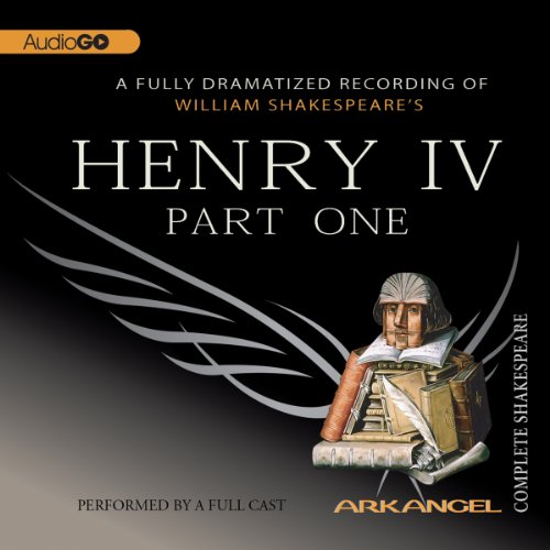 Henry IV, Part 1 audiobook cover art