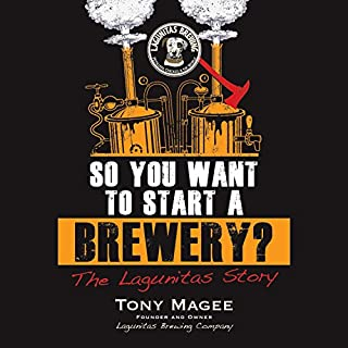 So You Want to Start a Brewery? cover art