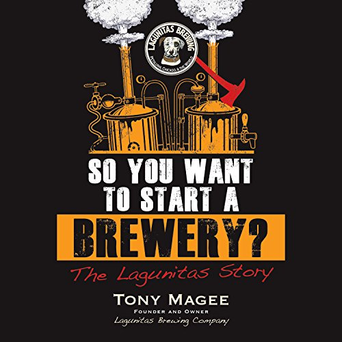 So You Want to Start a Brewery? audiobook cover art