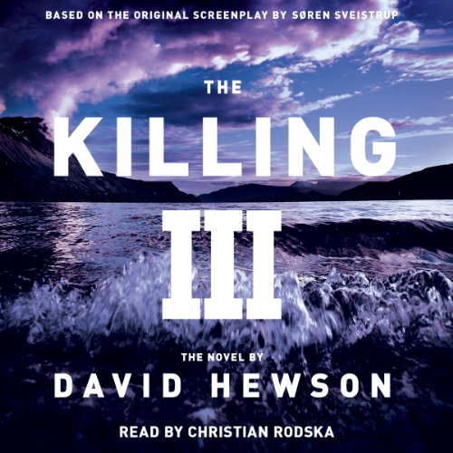 The Killing 3 audiobook cover art