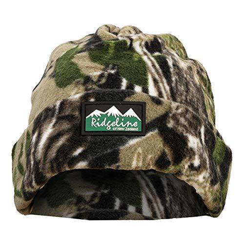 Ridgeline Polaire Beanie Camo Camouflage Camo