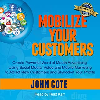 Mobilize Your Customers audiobook cover art