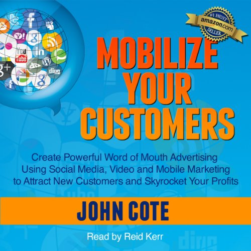 Mobilize Your Customers cover art