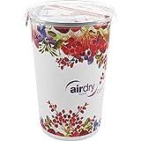 Thomar airDry Luft-Entfeuchter Cup Flower, mit Sommerduft, für PKW-Getränkehalter