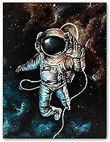 宇宙飛行士スペースドリーミングジグソーパズル大人1000ピースクラシック木製パズル子供大人のリビングルーム寝室ギフト