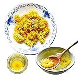 Té de hierbas chino Té de crisantemo Nuevo té perfumado Cuidado de la salud Flores té de grado superior Comida verde saludable (100)