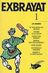 Intégrales tome 1 Les Imogène de Charles Exbrayat