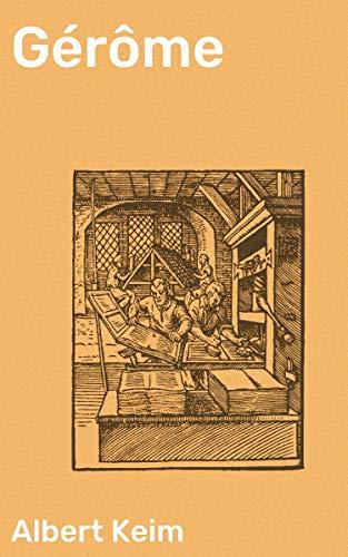 Gérôme (English Edition)
