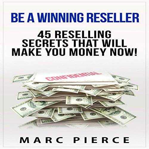 Be a Winning Reseller cover art