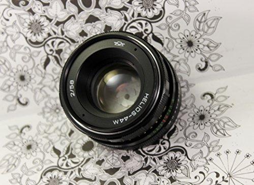 Helios 44M 58mm F2 Russian Lens for Nikon