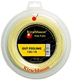 Kirschbaum Gut Feeling Saite Spule gebrochenes weiß beige 1.25 mm