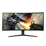 LG 34GK950G-B 34' 21:9 Ultragear WQHD Nano IPS Curved Gaming Monitor...