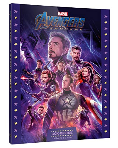 AVENGERS ENDGAME - Box-Office - L'album du film - MARVEL