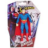NJ Croce Classic Superman 5.5 Bendable Figure