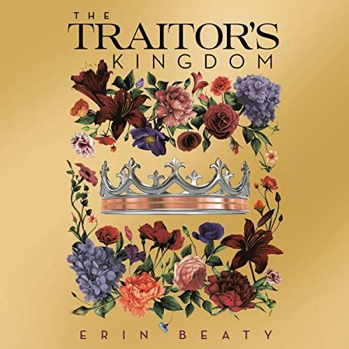 The Traitor's Kingdom audiobook cover art