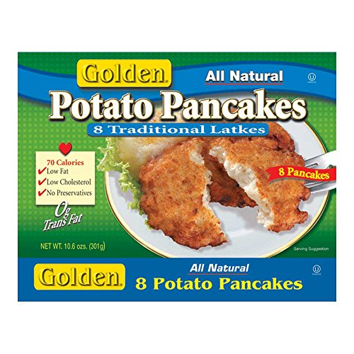 Golden Potato Pancake, 10.6 Ounce -- 12 per case.