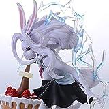 Figura Anime Figure One Pieza Figura de acción Zanahoria Luna Lion Formulario 33 cm Estatuilla Colección Estatua Adornos Decoración Niños Juguetes Doll Regalo (Color : Carrot)