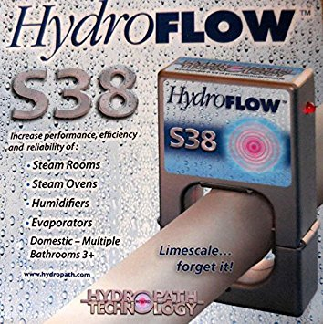 HYDROFLOW S38 DISPOSITIVO ANTICALCARE ANTIBATTERICO