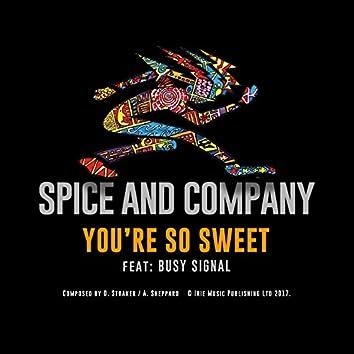 So Sweet (Remix)