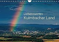 Liebenswertes Kulmbacher Land (Wandkalender 2022 DIN A4 quer): Dieser Kalender nimmt Sie mit auf eine Bilderreise durch fraenkische Doerfer und eine wunderschoene Natur (Monatskalender, 14 Seiten )