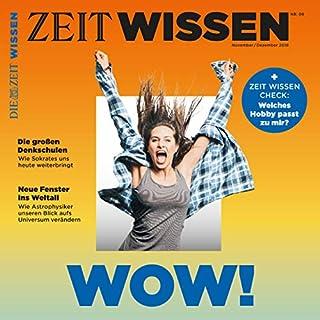 ZeitWissen, November / Dezember 2018 Titelbild
