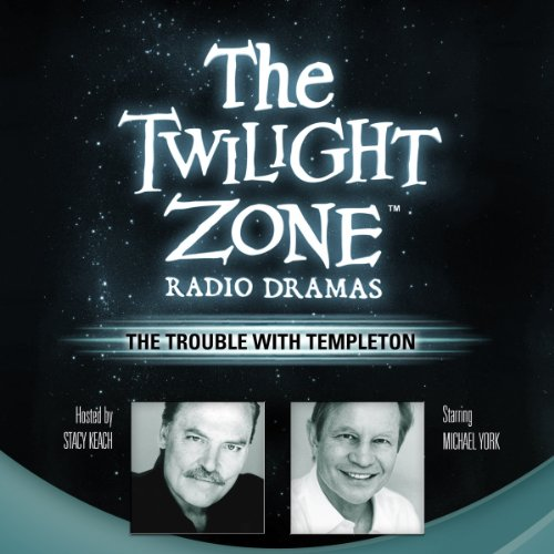 The Trouble with Templeton audiobook cover art