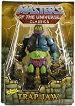 HeMan Masters of the Universe Classics Exclusive Action Figure Trapjaw