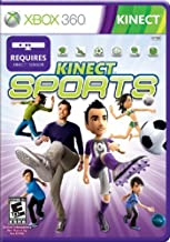 xbox 360 sports games kinect