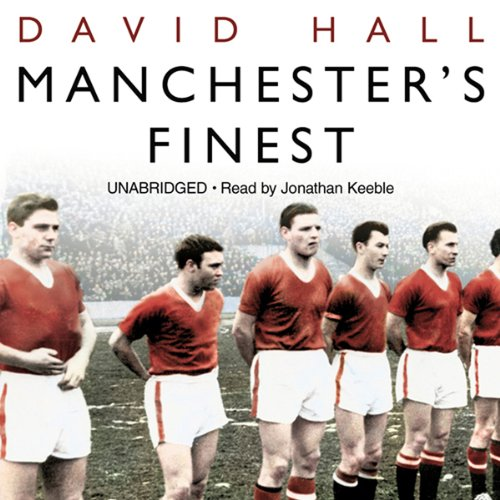 Manchester's Finest audiobook cover art
