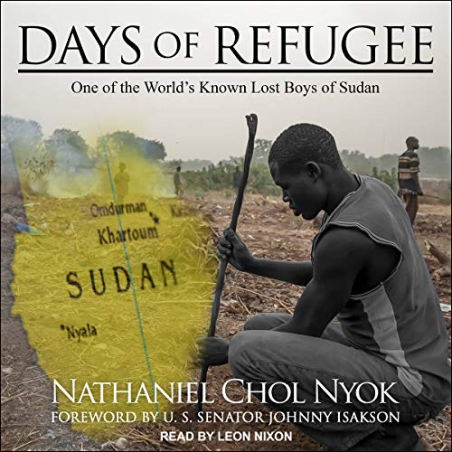 Days of Refugee audiobook cover art