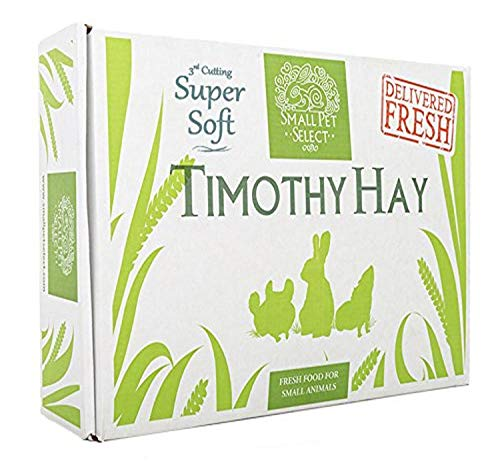 Small Pet Select 3rd Cutting 'Super Soft' Timothy Hay Pet Food, 10 Lb.