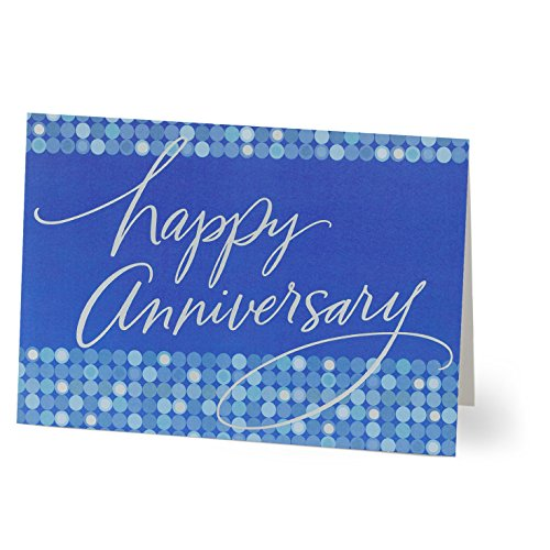 Hallmark Business Work Anniversary Card (Marquee) (Pack of 25 Greeting Cards)