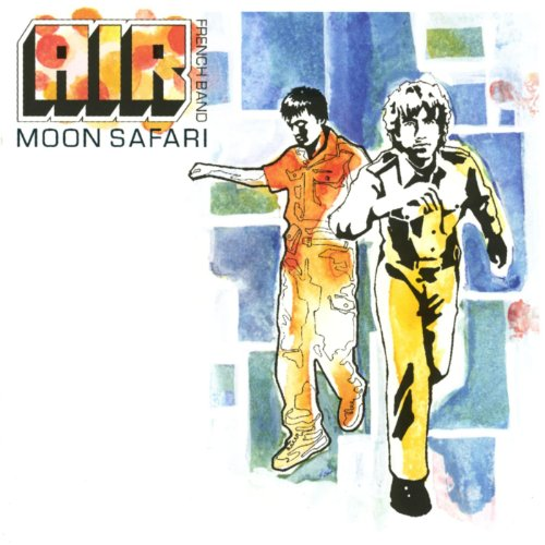 Moon Safari [Vinyl LP]