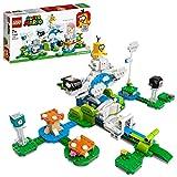 LEGO 71389 Super Mario Set de Expansión: Mundo Aéreo del Lakitu, Juguete de Construcción Coleccionable para Niños