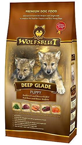 Wolfsblut Deep Glade Puppy, 1er Pack (1 x 15 kilograms)