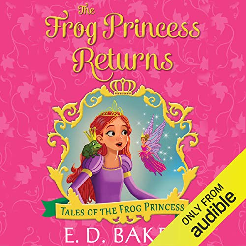 The Frog Princess Returns cover art