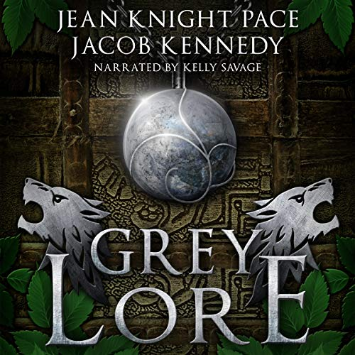 Grey Lore audiobook cover art