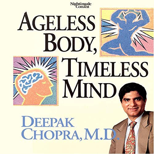 Couverture de Ageless Body, Timeless Mind