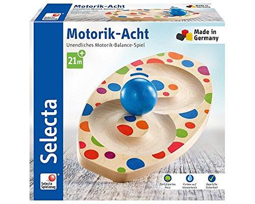Selecta 62051 Balance Jeu de motricité Huit, 25,5 cm
