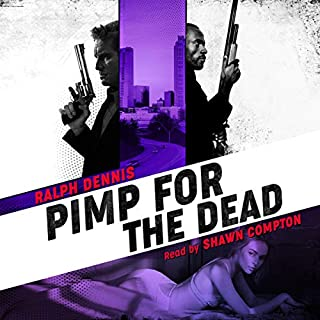 Pimp for the Dead  audiobook cover art